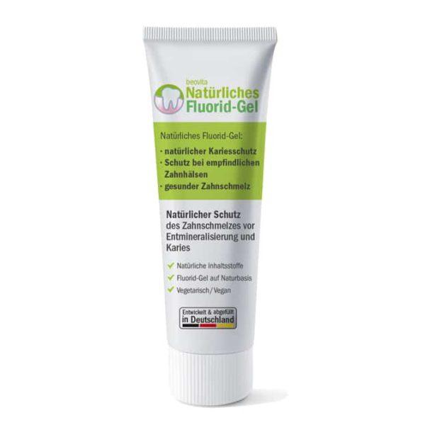 Beovita, Natürliches Fluorid-Gel (25ml)