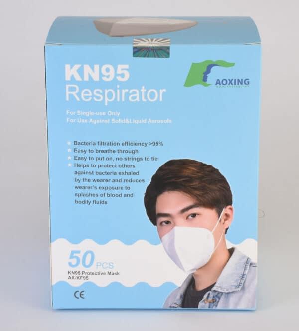 Mund-Nasen-Schutz KN95 / FFP2
