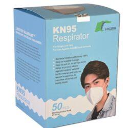 Atemschutzmaske KN95 DEKRA zert. (Stückpreis: 3,95 €)
